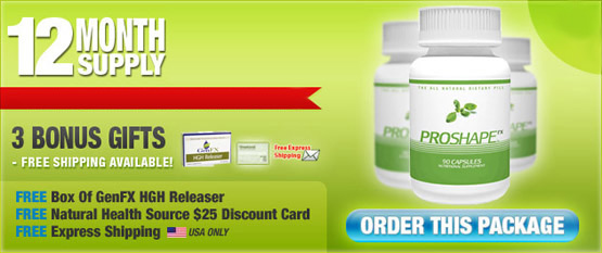 Order ProShaperx 12 Month Package